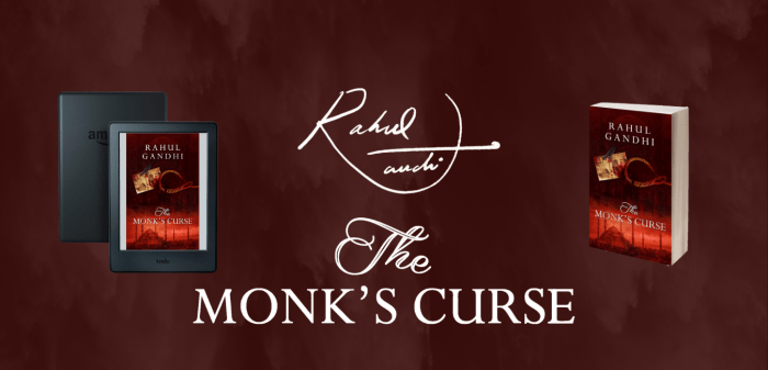 Behind the Scenes, The Monk's Curse - Prologue