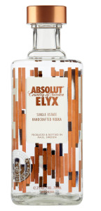 Absolut Elyx Pro Bottle Shot