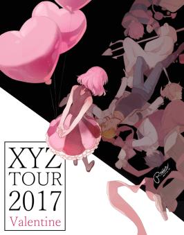 Feb8/2017 XYZ TOUR