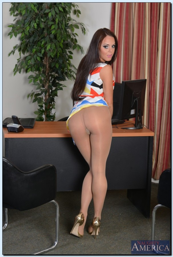 Pantyhose  Rahyndee James