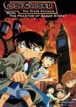 Detective Conan Movie 06: The Phantom of Baker Street BD Subtitle Indonesia
