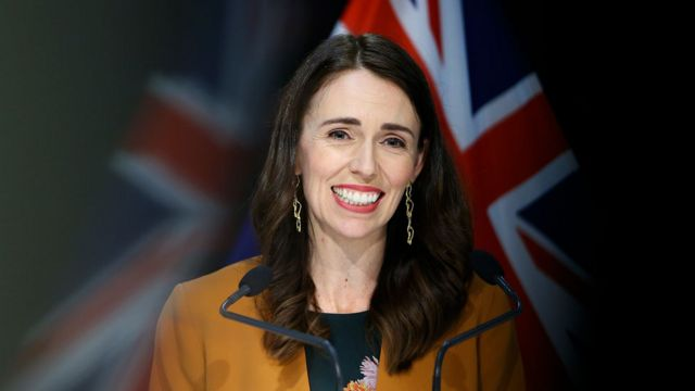 jacinda ardern new zealand labour party