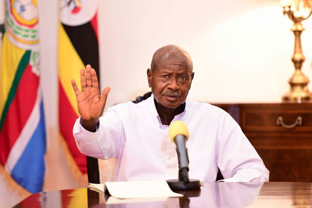 Museveni's Blazing Presidential Election Amid Fraud Accusations from Observers