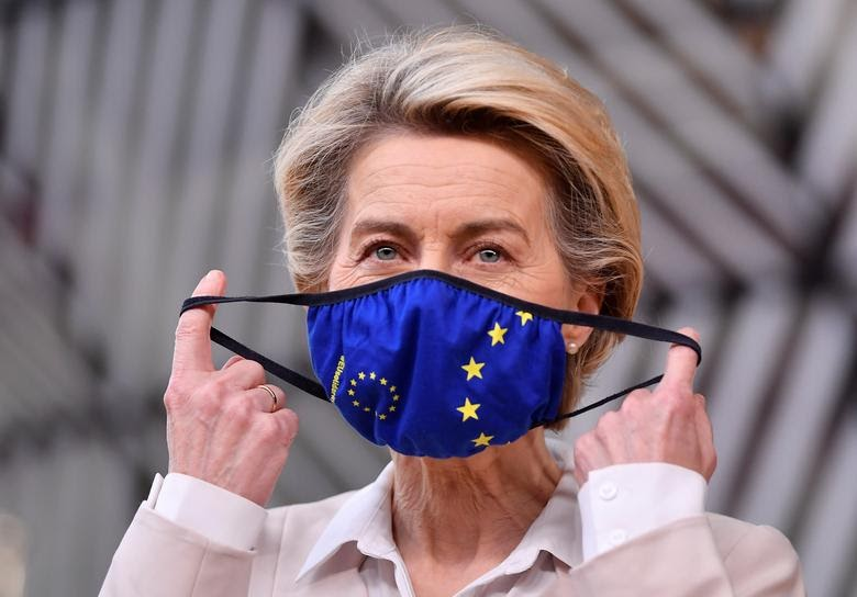 The slow vaccination rollout is making Von der Leyen lose legitimacy and preventing her from focusing on her other goals for the EU prior to the pandemic.