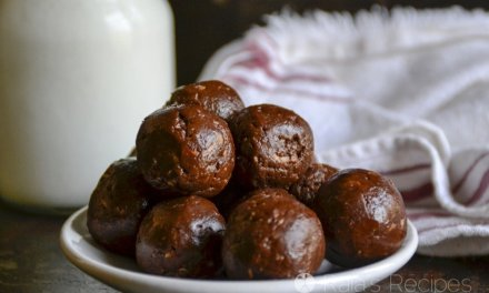 Raw Chocolate Peanut Butter Coconut Bites
