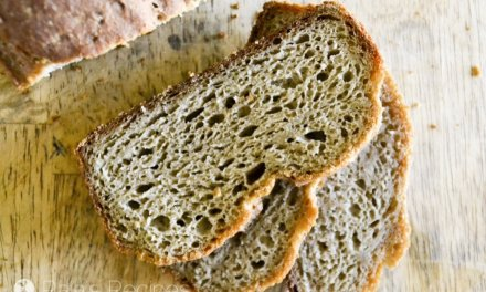 Easy, Allergy-Friendly Honey Flax Bread