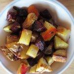 Roasted Root Veggies Un-Recipe