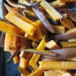 Easy Sweet Potato Oven Fries