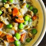 Quick & Easy Veggie Lentil Soup