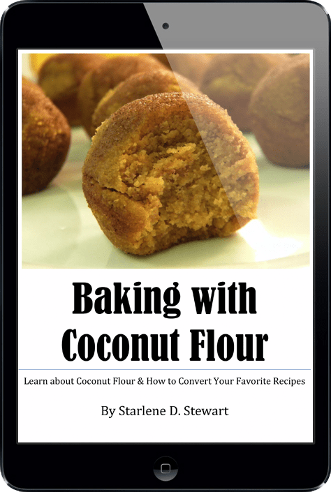 Backing-With-Coconut-Flour