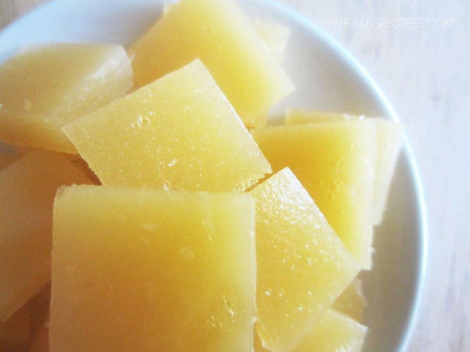 Honey Orange Fruit Snacks | RaiasRecipes.com