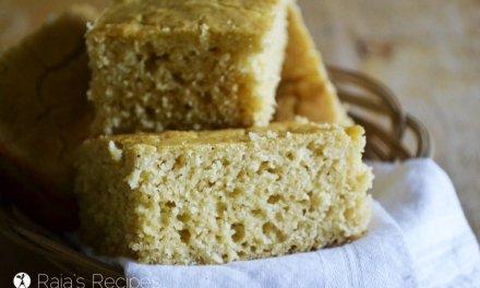 Gluten-Free Buttermilk Cornbread