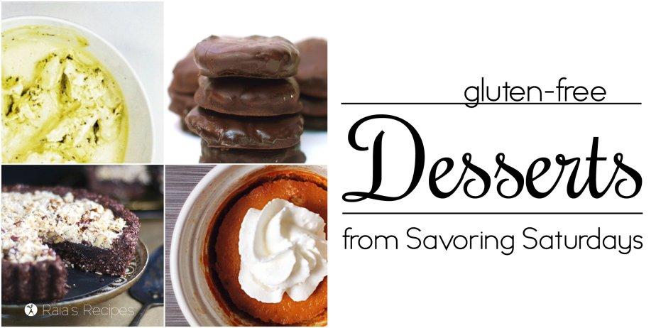 Gluten-Free Menu Ideas | Savoring Saturdays | RaiasRecipes.com