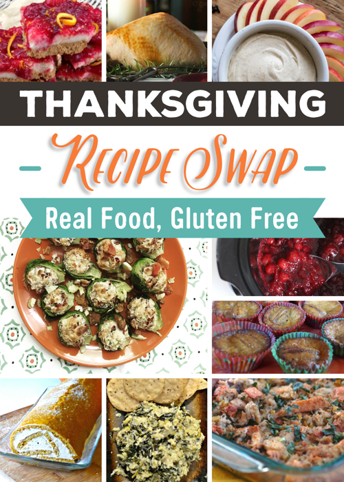 Thanksgiving Recipe Swap 2015