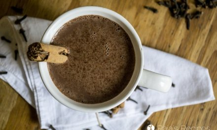 Spiced Hot Cocoa
