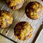 Garlic & Cheddar Buttermilk Muffins