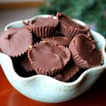 """Peanut-Free """"Peanut Butter"""" Cups from Auntie Bethany"""