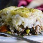Rustic Irish Shepherd's Pie