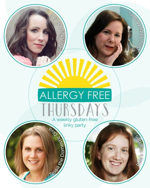 Allergy Free Thursday Hosts | RaiasRecipes.com