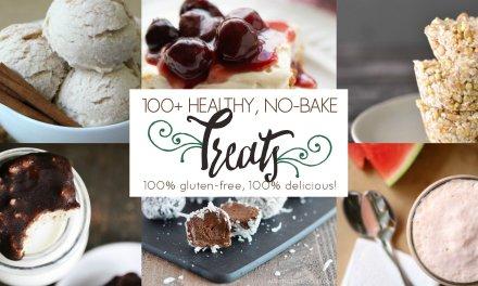 Healthy, No-Bake Treats