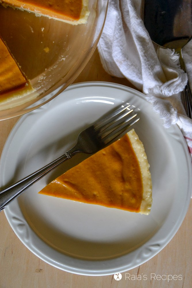 maple pumpkin pie 1