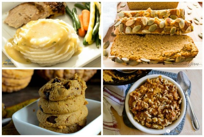 Hosts Posts at Allergy Free Thursdays weekly gluten-free linky party. | RaiasRecipes.com