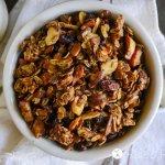 Apple Almond Granola