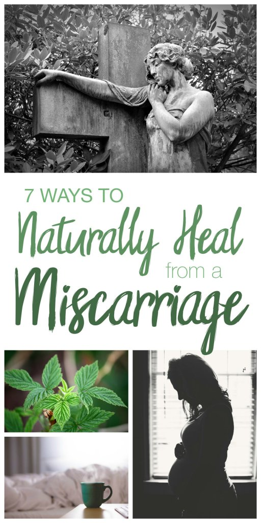 If you're struggling through a miscarriage, looking for answers, or have a friend who is, here are 6 ways to naturally heal from a miscarriage. | RaiasRecipes.com