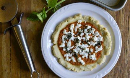 Easy Homemade Grain-Free Mini Pizzas