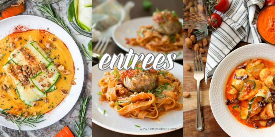 Does it seem like you have zucchini coming out your ears? If you have that wonderful 'problem,' here are 101 delicious zucchini recipes that are all gluten-free!