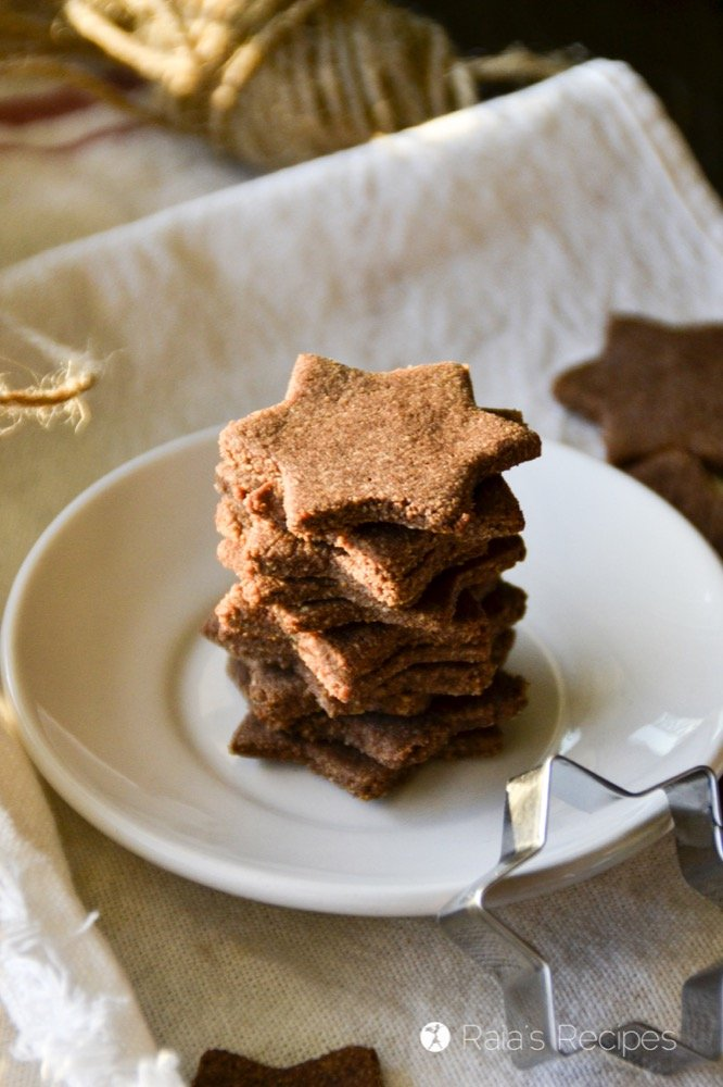 Molasses-Free Gingerbread Cutout Cookies :: Paleo, GAPS