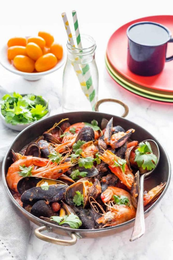 All the Paleo Comfort Food You'll Ever Need Seafood