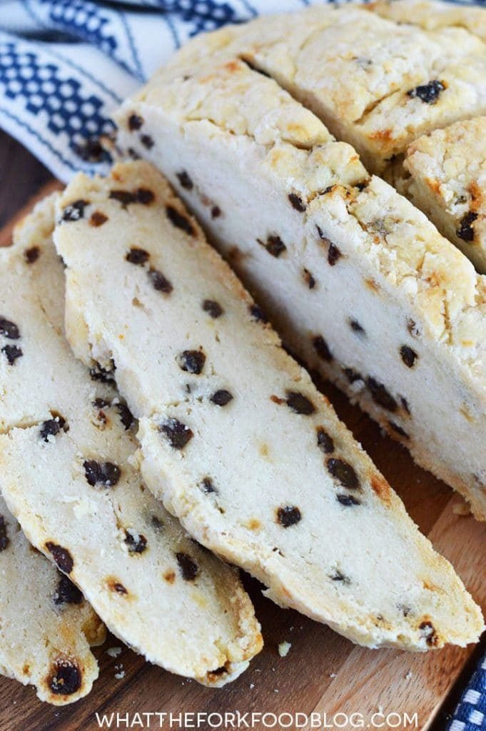 gluten-free Irish dishes breads