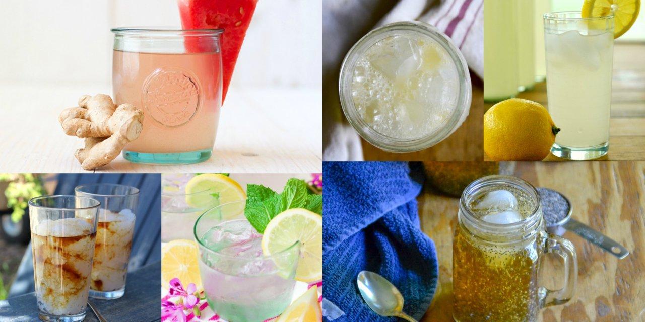 Delicious Nourishing Paleo Drinks