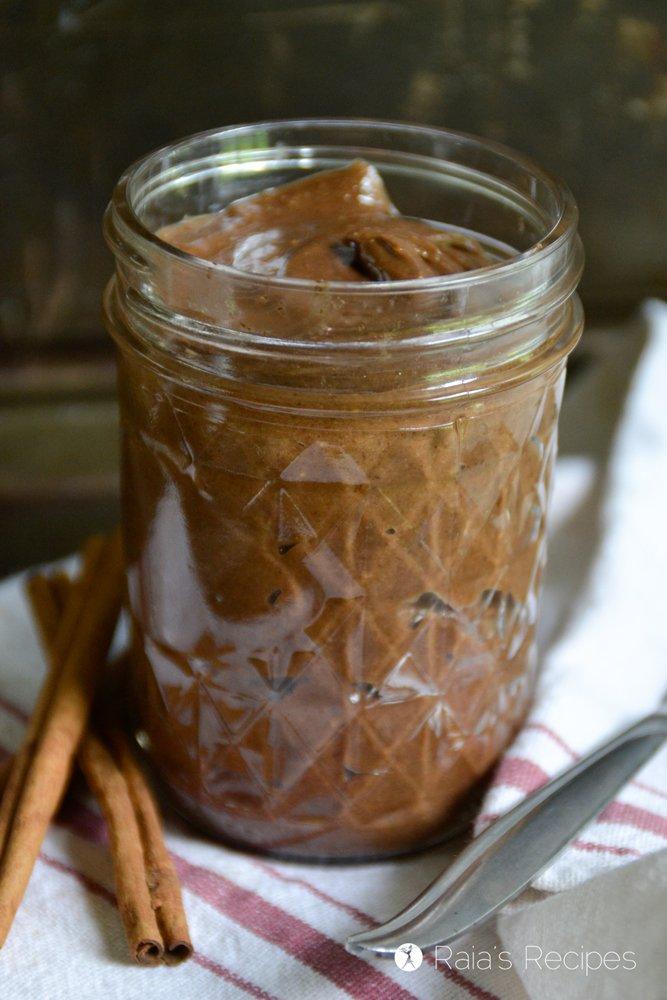 "Honey-Sweetened Cinnamon ""Nutella"" 5"