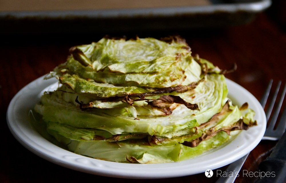Easy 3-Ingredient Cabbage Steaks