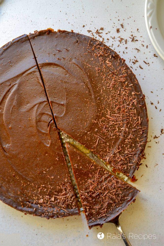 Chocolate Pumpkin Pie 4