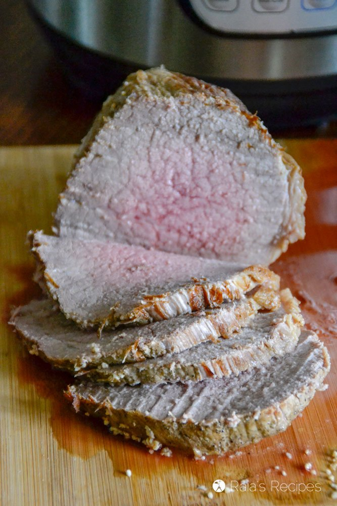 Instant Pot Eye of Round Roast 5