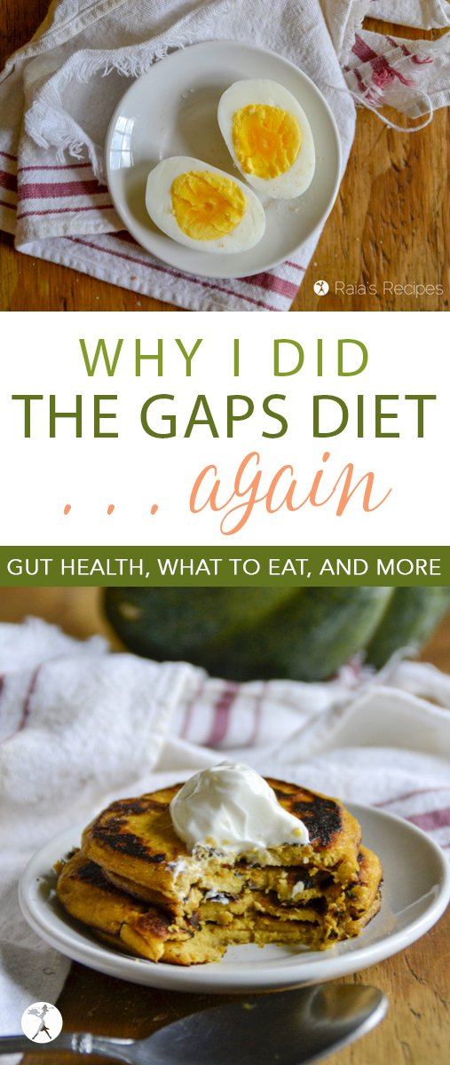 Why I did the GAPS Diet... again. What is the GAPS Diet, what to eat, and more... #guthealth #gapsdiet #introdiet #realfood #nourishingfood #naturalhealth #allergies