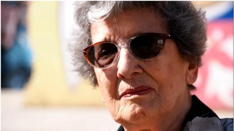 Delia Giovanola. Foto: Sandra Vicente