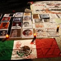 Barcelona con Ayotzinapa, 16 meses de lucha
