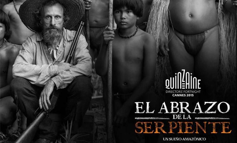 Cine: El abrazo de la serpiente (Colombia)