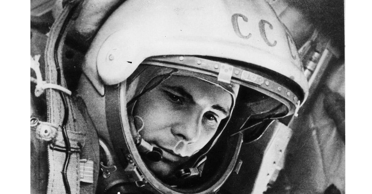 El primer hombre que viajó al espacio exterior