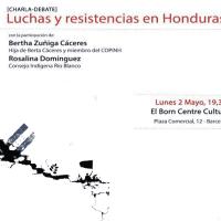 Charla debate: Luchas y Resistencias en Honduras