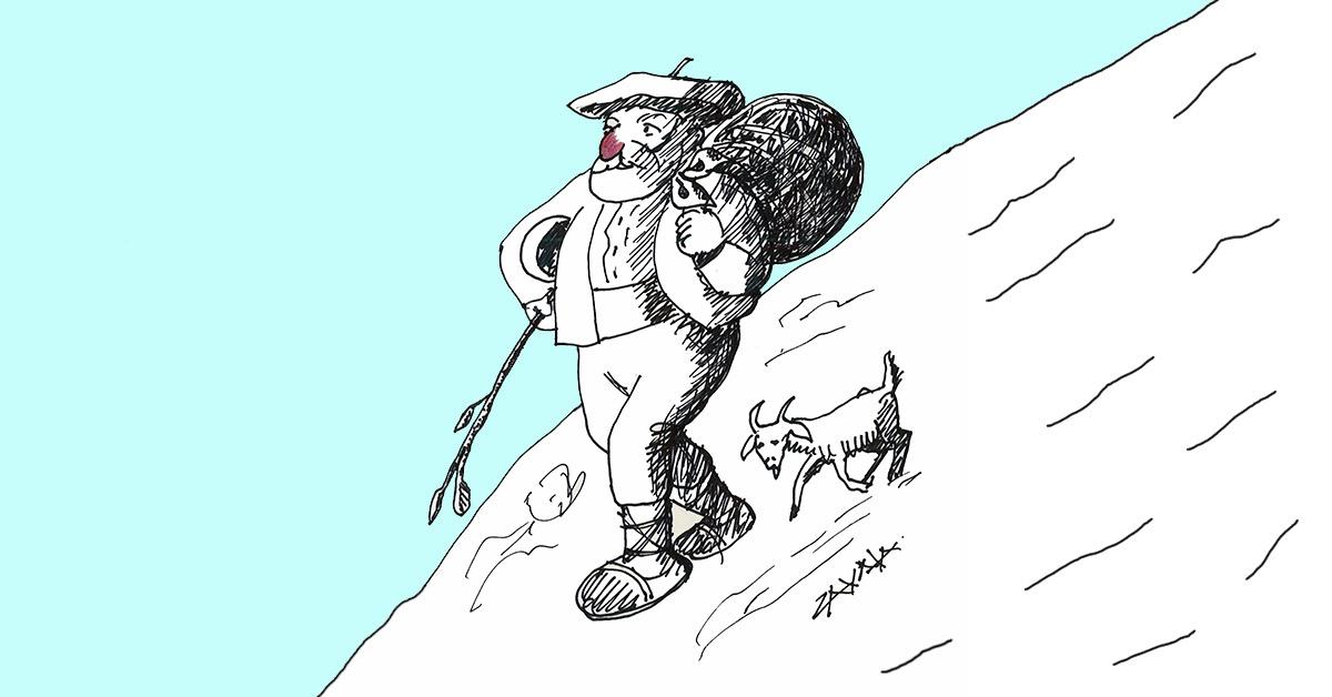 Ilustración: Jorge Zavala Zarrillo