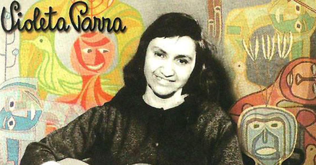 En el canto de todos: Homenaje a Violeta Parra