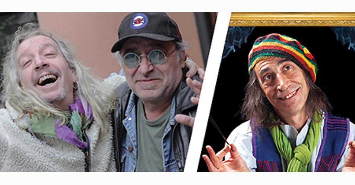 Semana del humor: Peter Capusotto y Jorge Esmoris