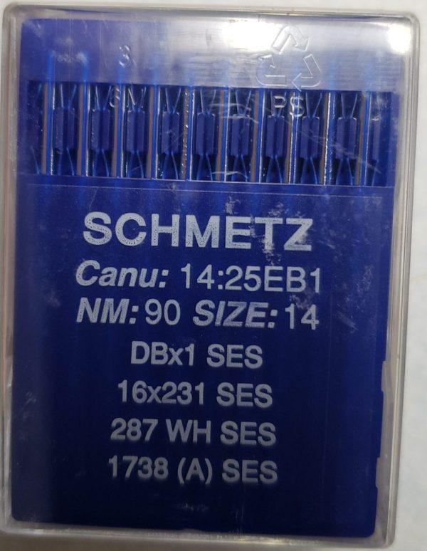 16x257 Schmetz