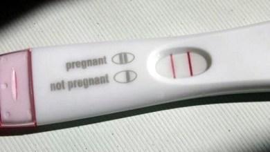 صورة للحوامل فقط – طريقة إختبار الحمل بالمنزل