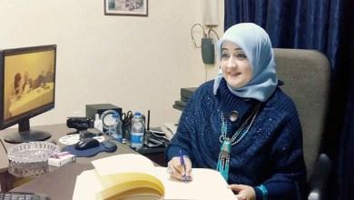 صورة قراءات أدبيّة لأيوب والدسوقي في جمعية الفيحاء  وتكريم للأديبة سناء الشعلان لفوزها بجائزة كتارا للرواية